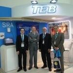 Equipe TEB com os Doutores Pastore e Samesima