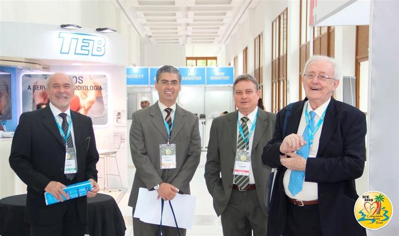 Teb patrocina o ice congresso mundial de for Alberto pastore